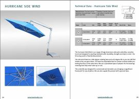 HURRICANE SIDE WIND ALUMINUM by Bambrella 2016
