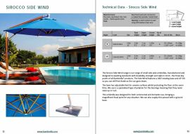 SIROCCO SIDE WIND by Bambrella 2016