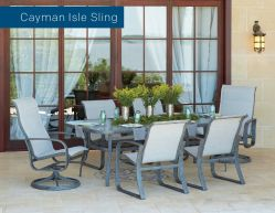 CAYMAN ISLE Sling by Woodard 2017