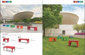 LIMA MGP Benches by Telescope 2016