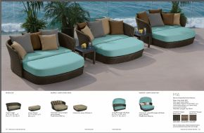 MIA Daybed by Tropitone 2016-18