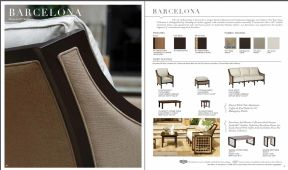 BARCELONA Deep Seating by Summer Classics 2017