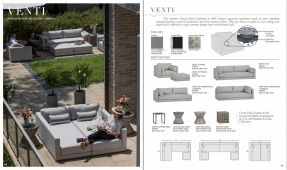 VENTI Daybed & Collection (NEW for 2017) by Summer Classics