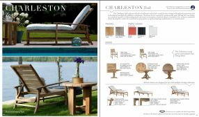 CHARLESTON (Teak) Collection by Summer Classics 2017