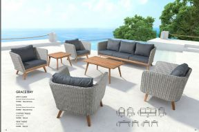 GRACE BAY Sofa & Lounge Chairs by ZUO VIVE 2017