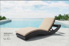 PAMELON BEACH Chaise Lounge by ZUO VIVE 2017