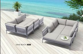 SAND BEACH (3)  Modular Sectional (Combo C) by ZUO VIVE 2017