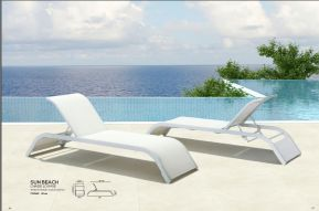SUN BEACH Chaise Lounge by ZUO VIVE 2017