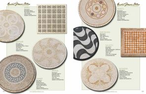STONE & MARBLE Tabletops by Ancient Mosaic_11