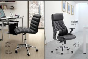 ADMIRE & BOUTIQUE Office Chair by Zuo