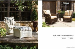 WEEKEND RETREAT Collection (2) by Lloyd Flanders 2018