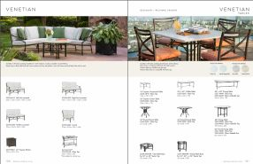 VENETIAN Sectional & Tables
