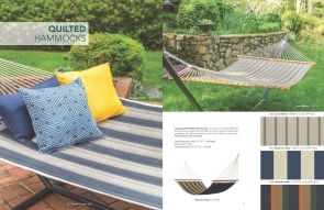 QUILTED Hammocks by Pawley Islands