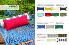 HAMMOCK Pillows by Pawley Islands