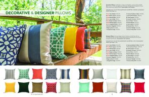 DECORATIVE & DESIGNER Pillows by Pawley Islands