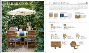 CHARLESTON Teak by Summer Classics 2019