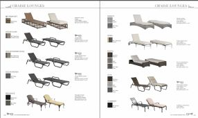 CHAISE LOUNGES by Summer Classics 2019 (3)