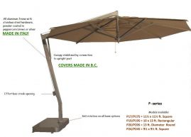 P-Series Cantilever by FIM