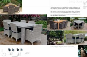 BELLA Dining Chairs by 3Birds Casual