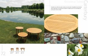 CANTERBURY Occasional Tables by 3Birds Casual