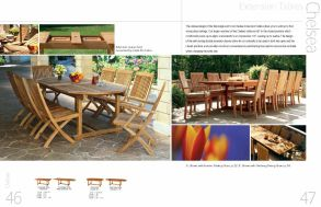 CHELSEA Extension Tables (2) by 3Birds Casual
