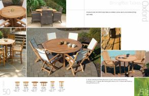 OXFORD Dining & Bar Tables by 3Birds Casual