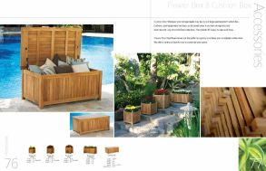 TEAK Accessories by 3Birds Casual