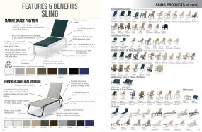 SLING Products Features, Benefits & Styles by Telescope Casual Residential