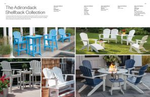 ADIRONDACK Shellback Collection by Seaside Casual
