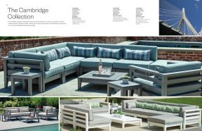 CAMBRIDGE Sectional Collection by Seaside Casual