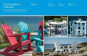 COASTLINE Seating Collection by Seaside Casual