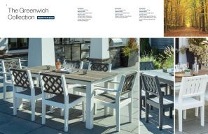 GREENWICH Dining Collection (2) by Seaside Casual