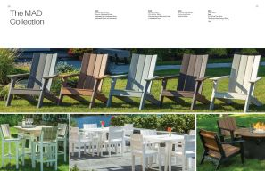 MAD Adirondack Collection by Seaside Casual