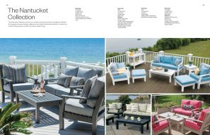 NANTUCKET Seating Collection by Seaside Casual