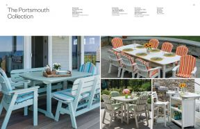 PORTSMOUTH Dining Collection by Seaside Casual