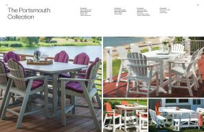 PORTSMOUTH Small Dining by Seaside Casual
