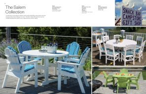 SALEM Small Dining Collection by Seaside Casual