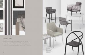CELESTIAL (New for 2021) Arm Chairs by Oxford Garden