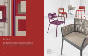 HELIOS (New for 2021) Arm Chairs by Oxford Garden