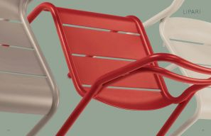 LIPARI (New for 2021) Arm Chair by Oxford Garden