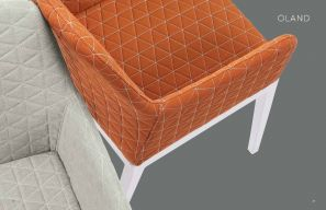 OLAND (New for 2021) Arm Chair by Oxford Garden