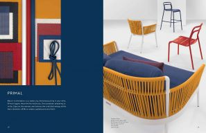PRIMAL (New for 2021) Arm Chairs by Oxford Garden
