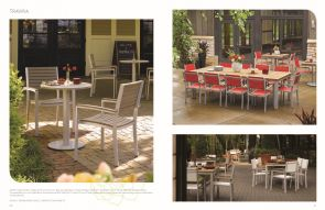 TRAVIRA (3) Dining & Small Tables by Oxford Garden