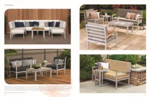 TRAVIRA (6) Sectional & Sofas by Oxford Garden