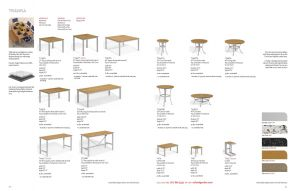 TRAVIRA (12) Dining Tables by Oxford Garden