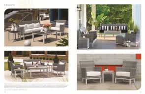 ARGENTO (2) Chat Areas by Oxford Garden