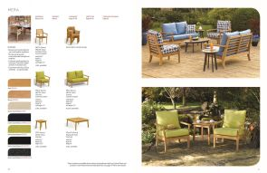 MERA (2) Sofa & Chat Area by Oxford Garden