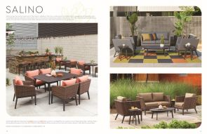 SALINO (1) Dining & Chat Area by Oxford Garden