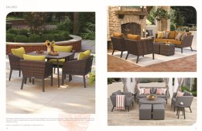 SALINO (3) Dining & Chat Areas by Oxford Garden