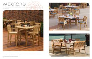 WEXFORD Dining by Oxford Garden